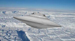 """""""Objekt M"""": Ein UFO-Absturz in der Eiszeit? Unterstütze auch DU ein spannendes Projekt zur Grenzwissenschaft! Alle Infos HIER (Bild: NASA / Archiv / Montage: L. A. Fischinger)"""