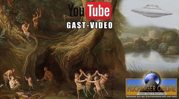 VIDEO: UFOs, Außerirdische und UFO-Entführungen durch fremde Wesen im Mittelalter und seit Jahrtausenden! (Bild: gemeinfrei / Montage: L. A. Fischinger)