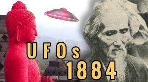 UFO-Sichtungen schon 1884! Ein berühmter Lama sah schon vor über 130 Jahren UFOs am Himmel (Bild: L. A. Fischinger /WikiCommons)