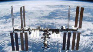 """Außerirdisches Leben auf der Raumstation ISS! Der kommende Kinofilm """"Life"""" und die Alien-Invasion unseres Immunsystems (Bild: NASA)"""