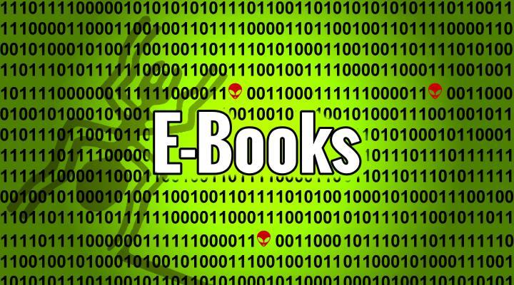 E-Books von Lars A. Fischinger zur Grenzwissenschaft, Mystery und Ancient Aliens