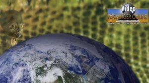 """VIDEO: Sogar ein Hollywood-Film wurde schon als """"Vorbereitung"""" auf die Reptiloide und den Planten Nibiru angesehen! (Bild: NASA / Archiv / Montage: L. A. Fischinger)"""