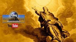 """Der Prophet Henoch. Nur ein Fantast und Träumer, der """"Engel"""" (Astronautengötter) vor Jahrtausenden nur im Schlaf sah? YouTube-Video von Fischinger-Online (Bild: gemeinfrei / Bearbeitung: L. A. Fischinger)"""