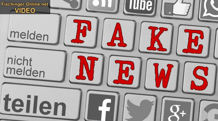 VIDEO: Die Fake-News Jagd: Facebook, Politik & Medien gegen Falschmeldungen. Auch zur Grenzwissenschaft?