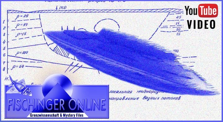 """Ein UFO-Absturz in der Eiszeit? Das Mysterium von """"Objekt M"""" in Estland - Ein Crowdfunding-Projekt zur Grenzwissenschaft (Bild: L. A. Fischinger)"""