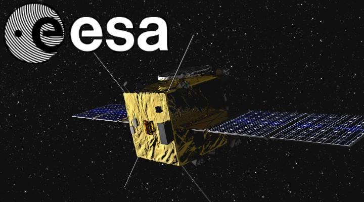 """Vertane Chance zur Rettung der Menschheit? Asteroiden-Abwehr-Projekt """"Asteroid Impact Mission"""" der ESA wurde eingespart (Bild: ESA-Science Office)"""