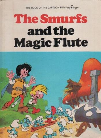 Die Schlümpfe von 1979 - Inspiration für die 6 Kinder