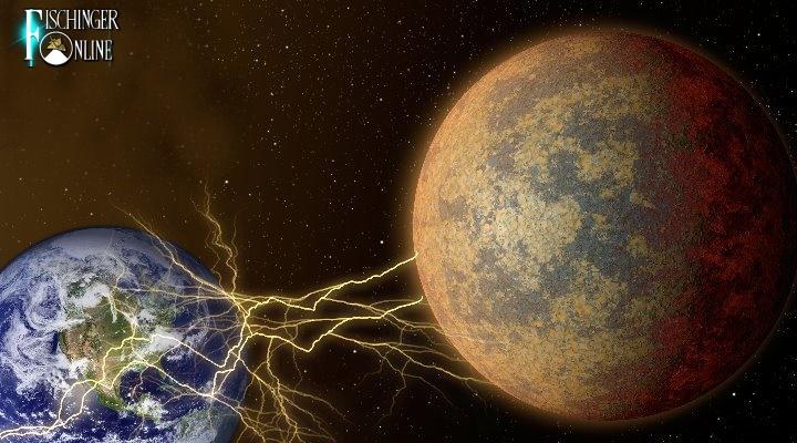 """Im Herbst 2017 kommt der Planet Nibiru und der Weltuntergang, heißt es. Eine Zusammenfassung der 5 wichtigsten """"Planet X""""-Fakten (Bilder: NASA / Montage: Fischinger-Online)"""