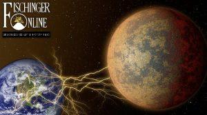 """VIDEO: Die Nibiru-Sage: Es kommt kein Planet Nibiru – der berühmte """"Planet X"""". Aber woher genau kommt der Mythos? (Bilder: NASA / Montage: Fischinger-Online)"""