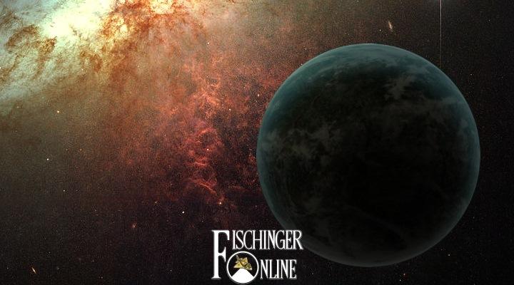 """Die Suche nach """"Planet Nine"""":- neue Hinweise auf einen unbekannten Planeten gefunden? (Bilder: NASA/JPL / Montage: L. A. Fischinger)"""