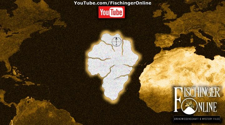 Haben James Cameron und ein Team von National Geographic Atlantis entdeckt? (Bild: gemeinfrei / Montage: L. A. Fischinger)