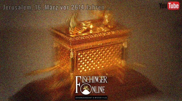 Eines der großen Rätsel der Menschheit: Wohin verschwand die Bundeslade am 16. März vor 2614 Jahren? (Bild: L. A. Fischinger)