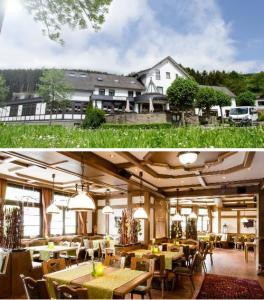 """Unser Hotel nach dem Event: Das """"Hotel Schweinsberg"""" in Lennestadt (Bilder: Hotel-Schweinsberg.de)"""