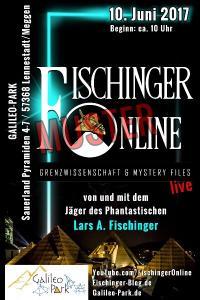 """Eintrittskarte """"Grenzwissenschaft und Mystery Files im Dialog"""" HIER bestellen!"""