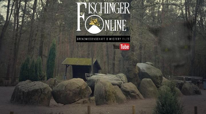 """Das Megalithgrab """"Teufelssteine"""" im Kreis Borken: Eine """"heidnische Kultstätte"""" im Münsterland (Bild: M. L. Sievers)"""