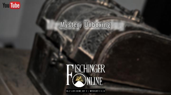 Video - Mystery Unboxing: Ein riesen Paket zur Grenzwissenschaft trudelte ein! (Bild: gemeinfrei / Bearbeitung: L. A. Fischinger)