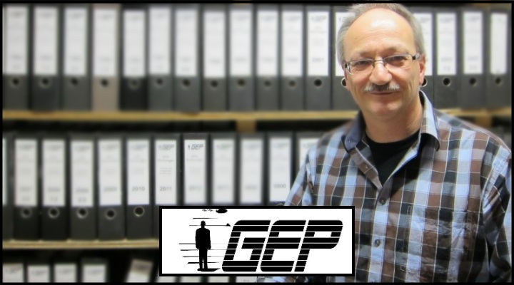 WDR 2-Interview mit dem UFO-Forscher Hans-Werner Peiniger der Gesellschaft zur Erforschung des UFO-Phänomens (Bild: GEP)