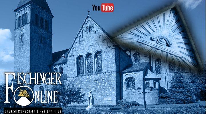 Meine Dorfkirche in Coesfeld-Lette: Ist sie ein Werk der Freimaurer oder sogar Illuminaten? (Bild: L. A. Fischinger)