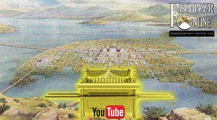 VIDEO: Sogar die Azteken in Mexiko hatten einst eine Bundeslade wie die Israeliten beim biblischen Exodus!