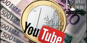 Geld scheffeln mit YouTube Videos: Ist das wirklich so einfach? (Bilder: gemeinfrei / Montage: L. A. Fischinger)