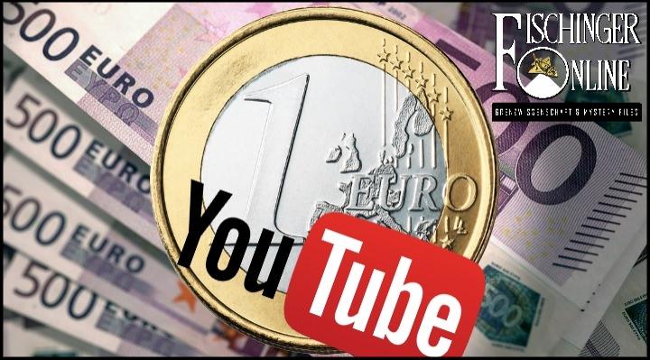 geld machen mit youtube