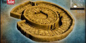 Die Ruinen von Arkaim - das russische Stonehenge und die Ancient Aliens (Bild: TASS Russland / Montage/Bearbeitung: L. A. Fischinger)