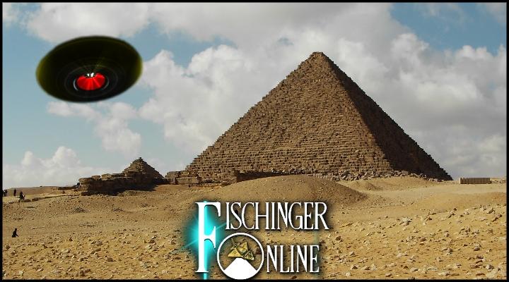 Der History Channel präsentiert 5 Gründe warum Außerirdische im Alten Ägypten gewesen sein sollen (Bild/Montage: L. A. Fischinger)
