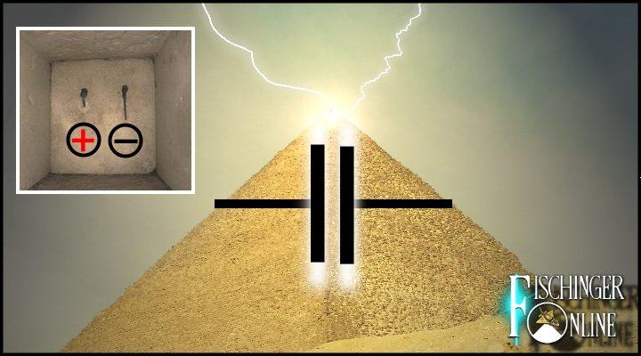 ARTIKEL: Cheops-Pyramide: Ein Blitz-Strom-Kraftwerk?