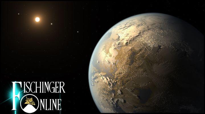 """Gibt es eine """"Erde 2.0"""" im Sonnensystem Alpha Centauri? Ein privates Forschungsprojekt will sie finden (Bild: NASA)"""