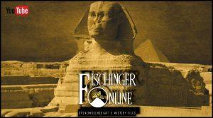 VIDEO: Im Inneren der Sphinx: Von Geheimkammern und rätselhaften Tunneln im Wächter von Gizeh (Bild:; L. A Fischinger)