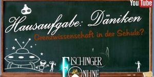 Grenzwissenschaft, UFOs, Erich von Däniken ... auch als Thema in der Schule - Sinn oder Unsinn? (Bild: gemeinfrei / L. A. Fischinger)