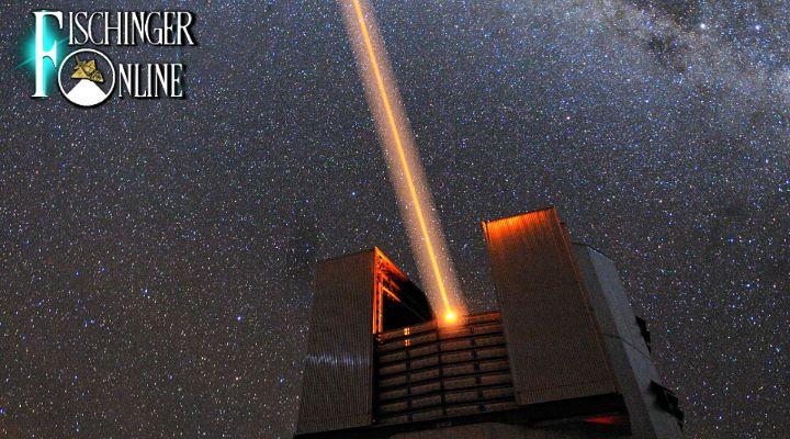 Botschaft an die Außerirdischen - Antwort erbeten (Bild: SETI Institute / Bearbeitung: L. A. Fischinger)