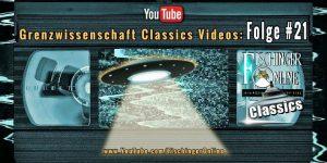 """Grenzwissenschaft Classics Videos, Folge #21: """"Da ist ein UFO!"""" – UFOs in einer Talkshow von 1993 (Bilder: gemeinfrei / Montage/Bearbeitung: L. A. Fischinger)="""