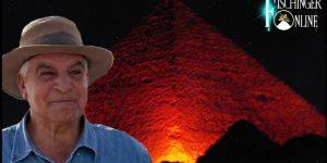 Die Cheops-Pyramide und der unbekannte Hohlraum: was wird hier vertuscht? (Bilder gemeinfrei & L. A. Fischinger)