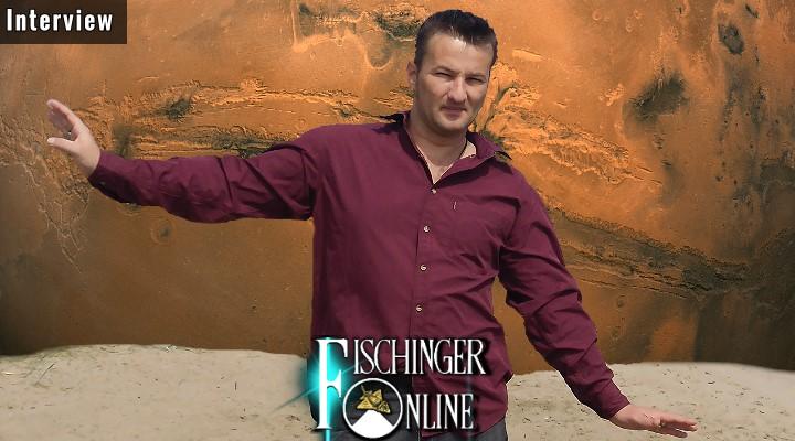 Interview mit Lars A. Fischinger von Grenzwissenschaft und Mystery Files 2011 (Bild: Mars/NASA/JPL / M. Sievers)