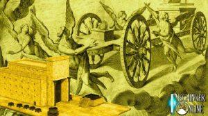 Die Flugwagen des König Salomon