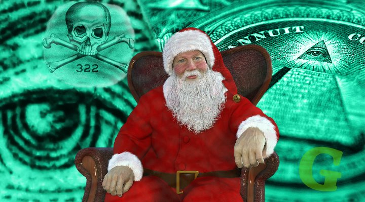 Die Nikolaus-Verschwörung und wie ich sie als Bub aufdeckte (Bilder: gemeinfrei / Montage: Fischinger-Online)
