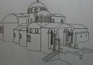 Rekonstruktion der Basilika des Bischof von Myra (Bild: Fischinger-Online)