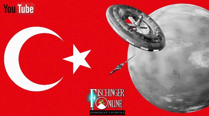 """""""Staatlich geförderte Vorlesungen"""" zu UFOs, Aliens, Kornkreise & Co. - an einer Uni in der Türkei gibt es sie (Bilder: gemeinfrei / Montage: Fischinger-Online)"""
