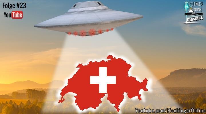 Grenzwissenschaft Classics, #23: Ein TV-Bericht über die angeblichen UFO-Kontakte des Gurus Billy Meier von 1934 (Bilder: gemeinfrei / Montage: L. A. Fischinger)