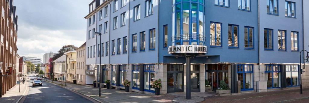 """Der Veranstaltungsort der """"Phantastischen Phänomene"""" seit 20 Jahren: Das Atlantic Hotel in Bremen-Vegesack (Bild: Atlantic Hotel)"""