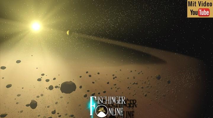 Die Alien-Superzivilisation des Sterns KIC 8462852 löst sie sich in Staub auf (Bild: NASA)