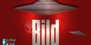"""Die """"BILD-Zeitung"""" ist auf den Spuren der größten Alien-Rätsel auf der Erde (Bilder: gemeinfrei / Montage: Fischinger-Online)"""