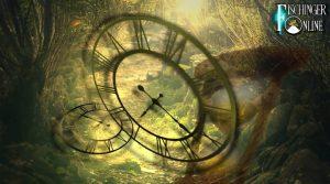 """""""Missing Time"""" bei den Gebrüdern Grimm: Ein seltsames Märchen und Männchen (Bilder: gemeinfrei / Montage/Bearbeitung: Fischinger-Online)"""