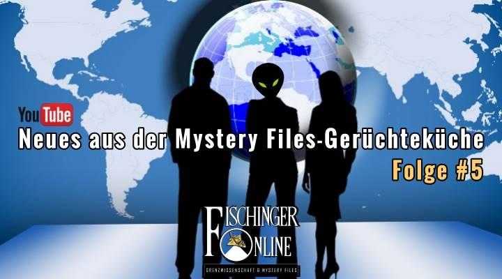 Schon gehört? Neues aus der Mystery Files-Gerüchteküche, Teil #5: Luftschiff soll Geheimkammer in der Cheops-Pyramide erkunden? (Bild: gemeinfrei / Montage: Fischinger-Online)