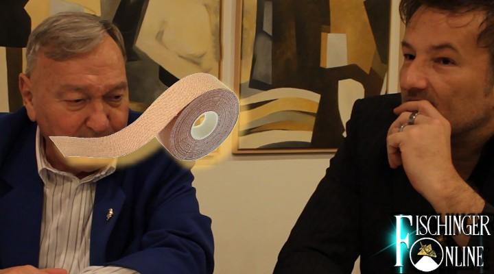 """""""Warum wird Erich von Däniken mundtot gemacht?"""": Interessantes Netzfundstück und das Netzwerkdurchsetzungsgesetz (Bild: Fischinger-Online)"""