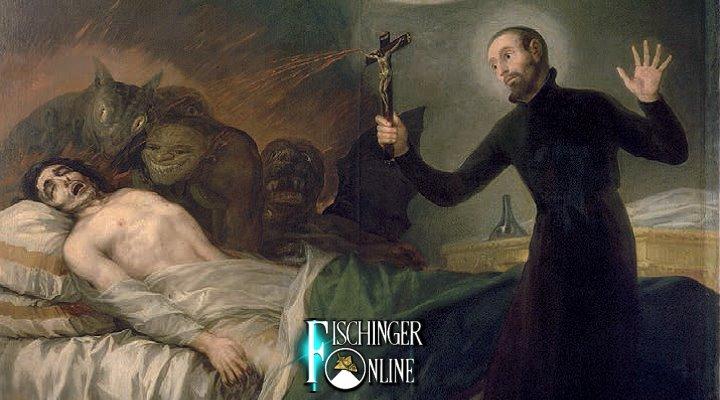 """Aktivitäten von Dämonen nehmen dramatisch zu: Ein irischer """"Teufelsaustreiber"""" fordert von der Kirche mehr Exorzisten auszubilden (Bild: gemeinfrei)"""