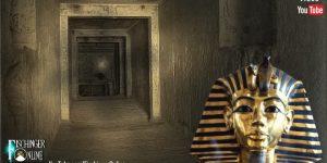 Die Geheimkammer im Grab des Tutanchamun: gibt es sie ja oder nein? (Bilder: gemeinfrei / Bearbeitung: Fischinger-Online)