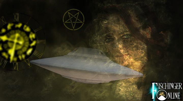 """UFOs und die Psychologie: """"UFOs als real zu sehen korreliert mit dem Lesen von Science-Fiction, weil man glaubt, dass die Astrologie genau ist und an das Okkulte glaubt."""""""