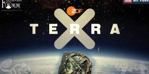 Das ZDF und Harald Lesch gehen in Terra X ungelösten Fällen der Archäologie nach (Bilder: ZDF / gemeinfrei / LAF / Montage: Fischinger-Online)